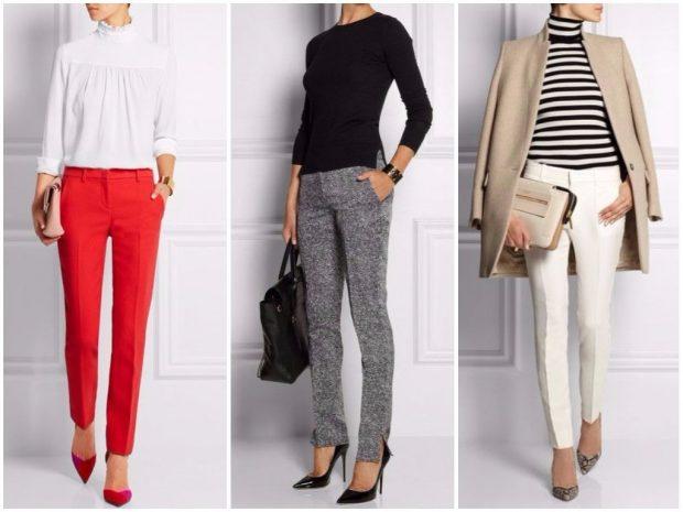 Покупка женских брюк: выбираем по фигуре