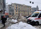 В горсовете утверждают, что на дорогах Харькова продолжается уборка снега