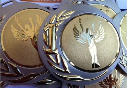 Харьковские художники привезли золотые награды с международного конкурса