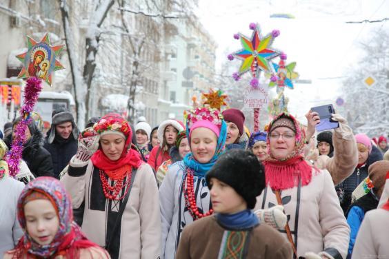 В Харькове впервые прошли интернациональные «етновечорниці»