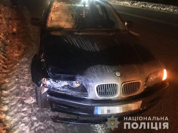 В Харькове водитель BMW насмерть сбил женщину
