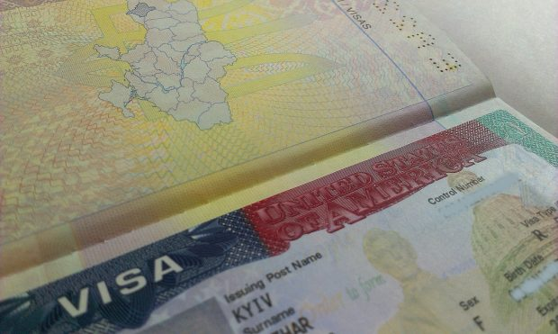 оформление виза сша