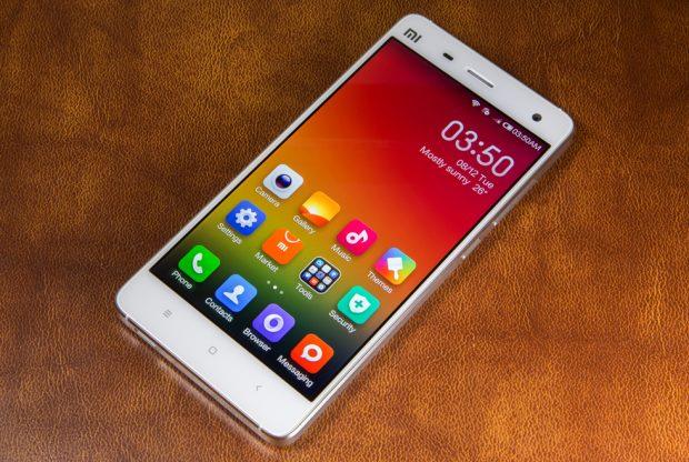 телефон Xiaomi mi4