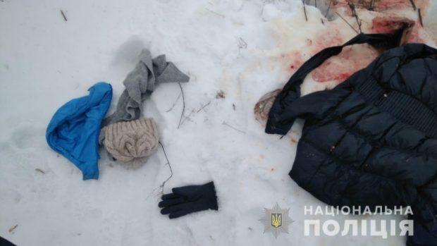 Под Харьковом мужчина из ревности едва не убил беременную сожительницу