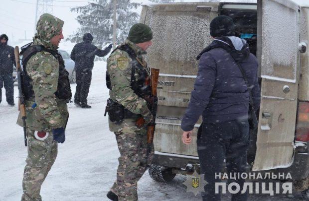 Отработка харьковского региона: количество уголовных преступлений уменьшилось на 24%