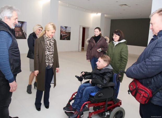 В обновленной филармонии созданы все условия для людей с инвалидностью