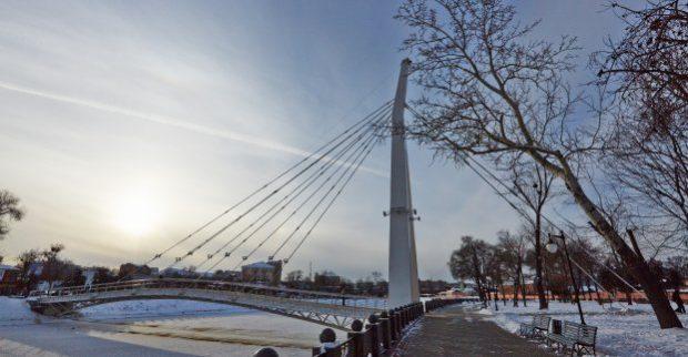 В городе не ожидается сильных снегопадов