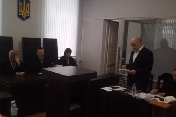 Полтавский апелляционный суд постановил обеспечить охрану Кернесу
