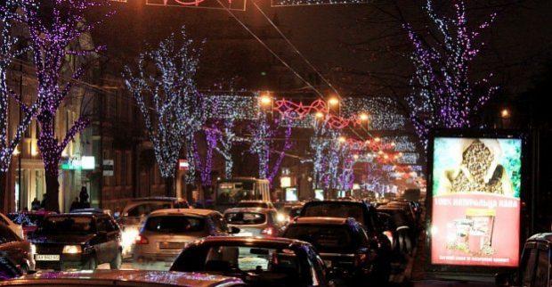 На улицах Харькова появится новая иллюминация
