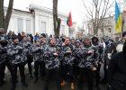 В Харькове пикетировали Генеральное консульство России