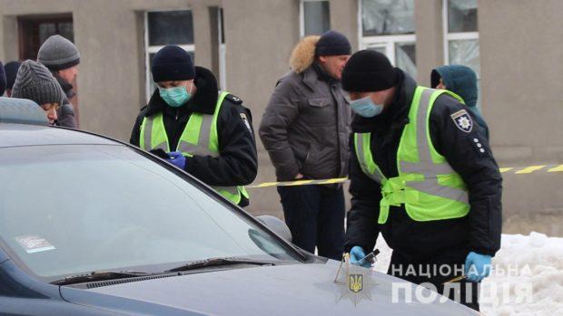 Полиция задержала подозреваемого в убийстве таксиста в Харькове