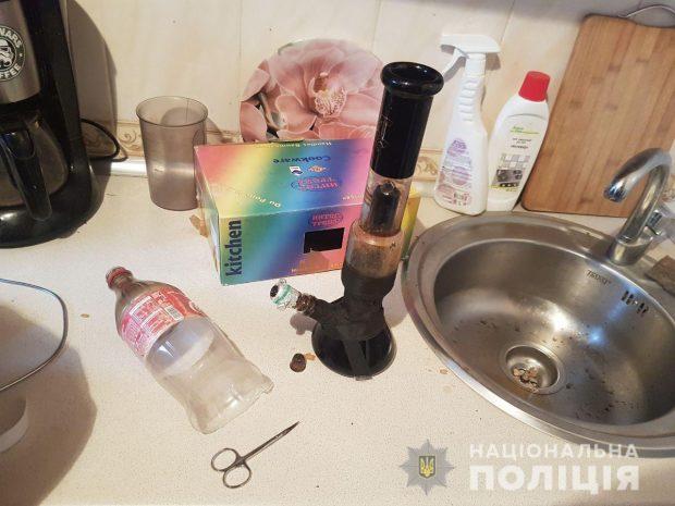 На Харьковщине разоблачили преступную группировку, которая больше года распространяла наркотики