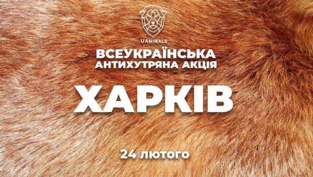 Харьковчан зовут на Всеукраинскую антимеховую акцию
