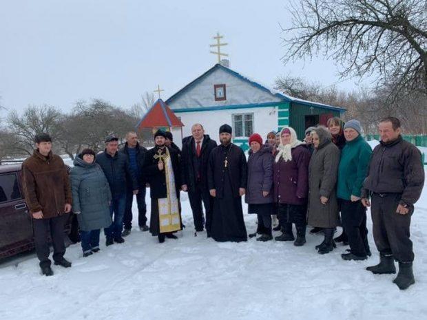 На Харьковщины первый приход Московского патриархата перешел в Православную церковь Украины
