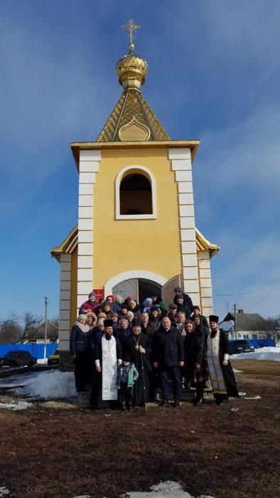 В Харьковской области еще один приход присоединился к ПЦУ