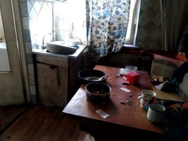 В Харькове мать не придерживалась санитарных норм, которые необходимы для развития ребенка