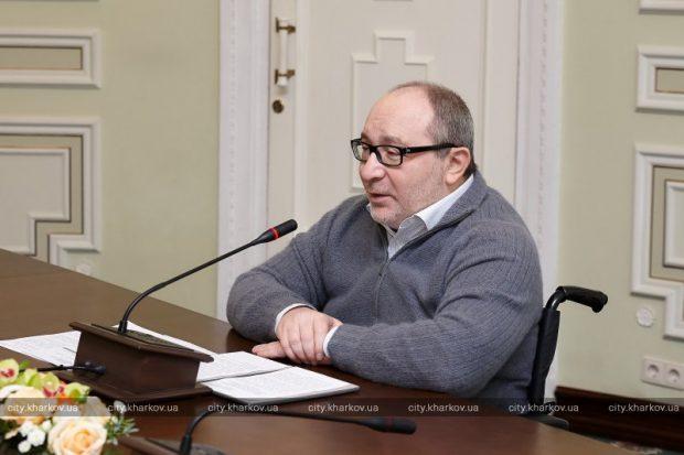 Геннадий Кернес получает самую низкую зарплату среди всех украинских мэров