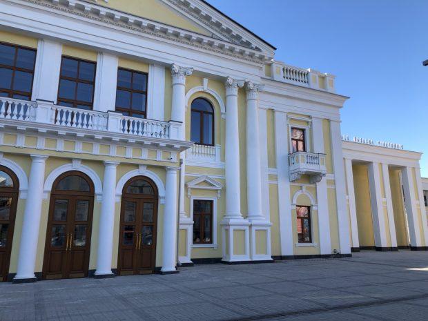Самый масштабный долгострой Харькова: как реконструировали здание филармонии