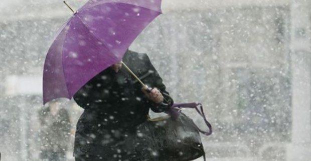 Завтра в Харькове - снег и метель