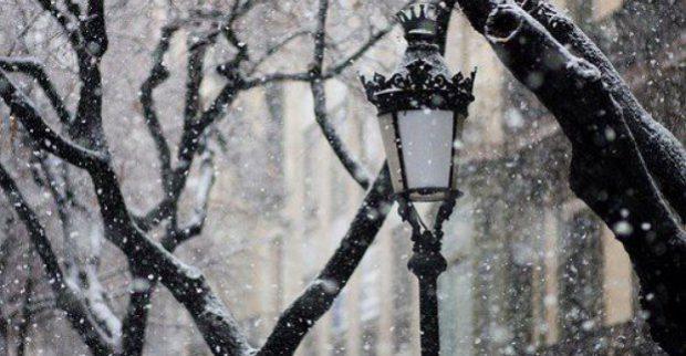 Завтра в Харькове - до 2 градусов тепла и небольшой снег