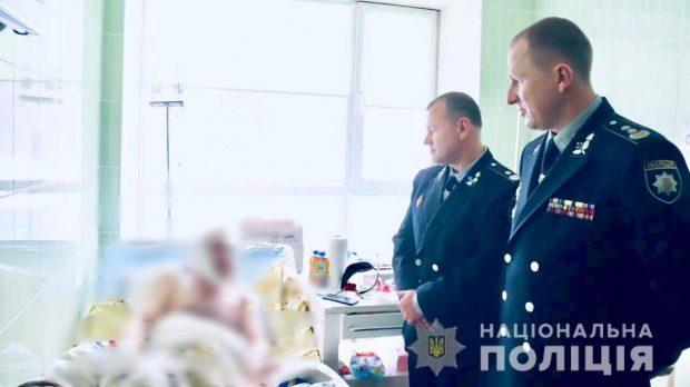 Покушение на полицейского в Харькове: организатору нападения в ближайшее время объявят о подозрении