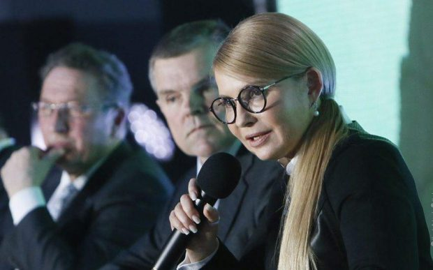 Юлия Тимошенко: «Цель Нового курса - качественная и доступная медицина»