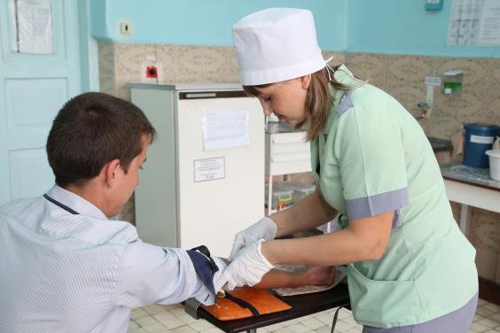 Жителям Харьковщины предлагают сделать анализ на напряженность иммунитета против кори