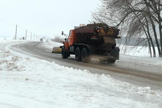 С 11 февраля будут проводиться масштабные проверки состояния украинских дорог