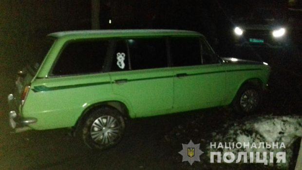 На Харьковщине парень угнал машину