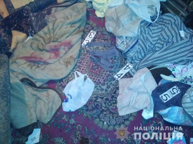 В Харькове мужчина убил свою сожительницу