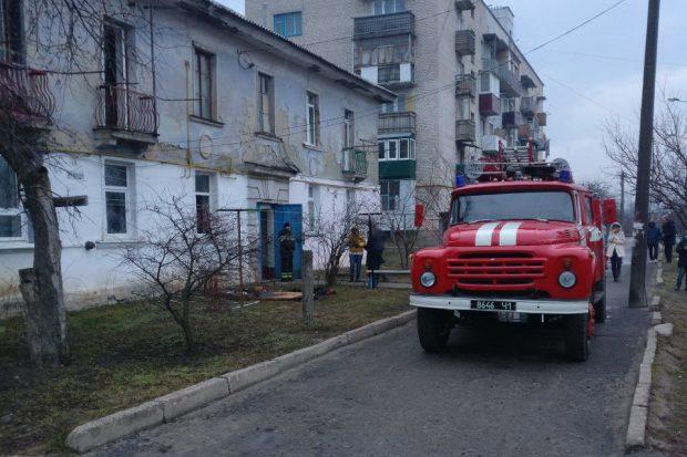 Под Харьковом в результате пожара погибла 9-летняя девочка