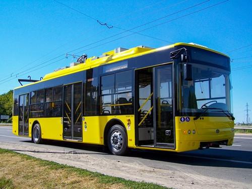 Компания уволенного замглавы СНБО Гладковского делает Харькову 57 троллейбусов за 11,5 миллионов евро
