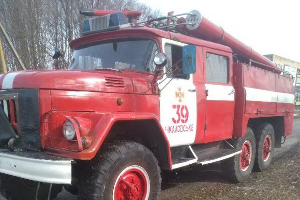 В Харьковской области на пожаре погибла пожилая женщина