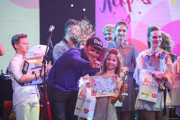 В областном финале конкурса «Яркие дети Украины» победила Алучана Феджи из Харькова