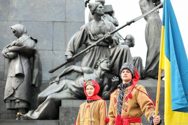 В Харькове отметили 205-ю годовщину рождения Тараса Шевченко