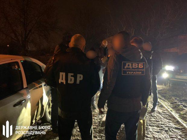В Харькове задержали майора полиции при получении 5000 долларов США взятки