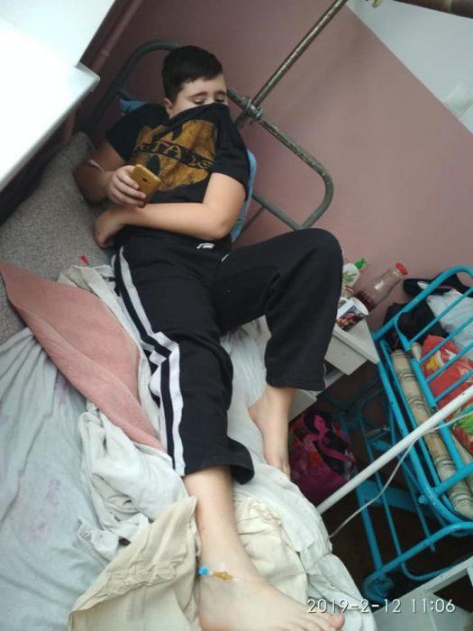 ЧП в школе под Харьковом: у шестиклассника травма головы