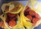 Харьковские таможенники изъяли у женщины семь килограммов красной икры