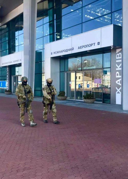 В Харькове СБУ перешла на усиленный режим несения службы накануне и во время проведения выборов