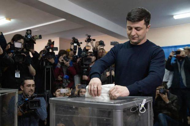 Харьковщина больше всего поддерживает Зеленского - exit poll