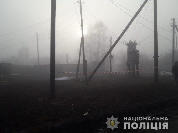 На Харьковщине мужчина застрелился из ружья