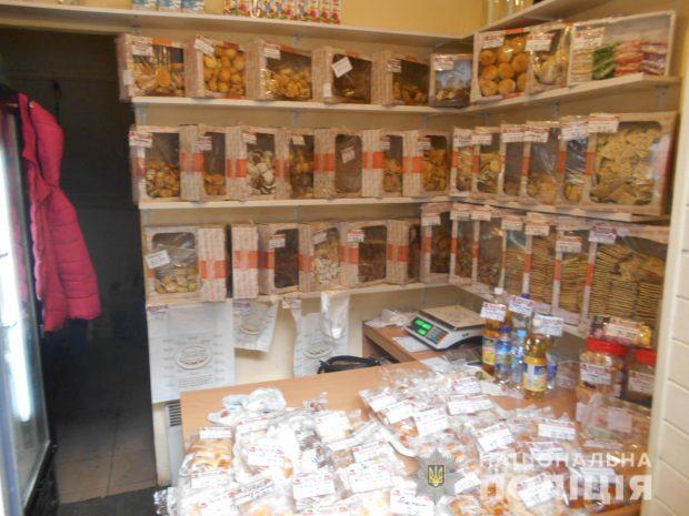 В Харькове мужчина напал на продавщицу