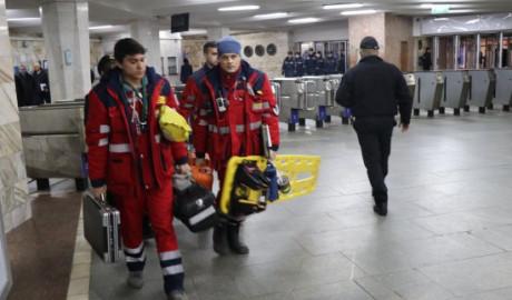В харьковском метро спасли пассажирку, находившуюся в состоянии клинической смерти