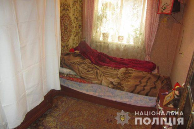 В Харькове мужчина до смерти забил старушку