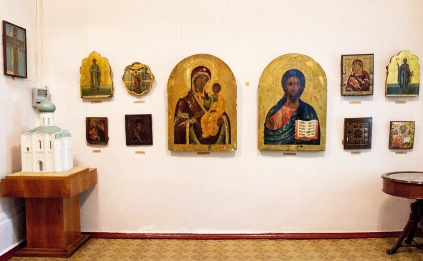 Пархомовский музей 2