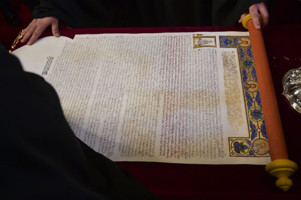 В Дергачах пройдет первое богослужение Православной церкви Украины