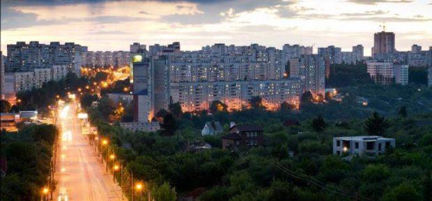 Шевченковский назвали самым комфортным районом Харькова