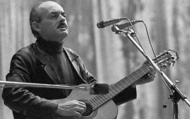 поэт Булат Окуджава