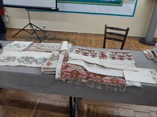 В харьковском музее обнаружили этнографические коллекции с элементами крымотатарского орнамента