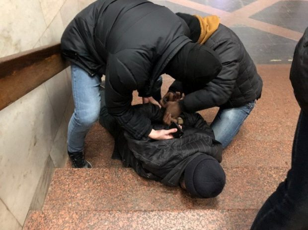 В харьковском метро готовили теракт